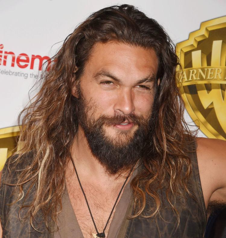 Jason Momoa Helped This Fighter Prepare With A Traditional