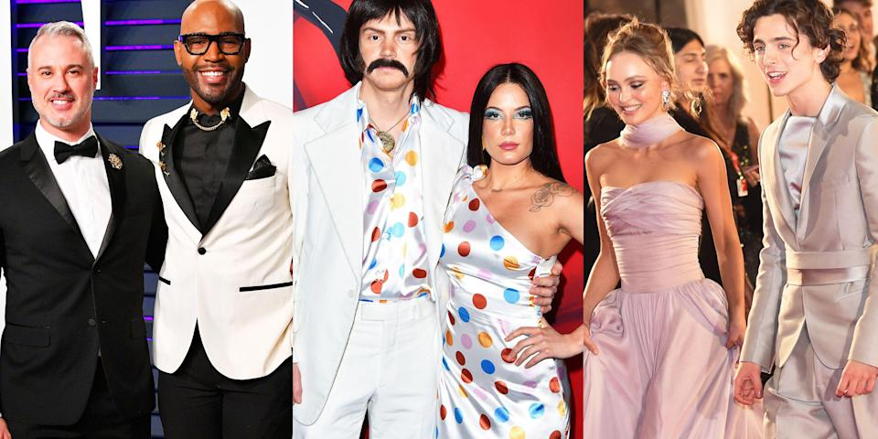 <p>To put it plainly: 2020 was not a forgiving year...at all. While the world was forced to stay indoors because of the COVID-19 pandemic, many relationships were pushed to the limit and celebrities weren't immune. Some celeb couples were able to make it out of this year unscathed, some had brief breakups and makeups, but in general an absurd number of famous relationships ended this year. Ahead, your guide to all of the celebrity couples who broke up in 2020. </p>