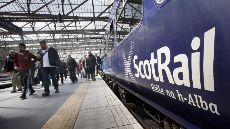 'Significant improvements' needed at ScotRail to meet targets