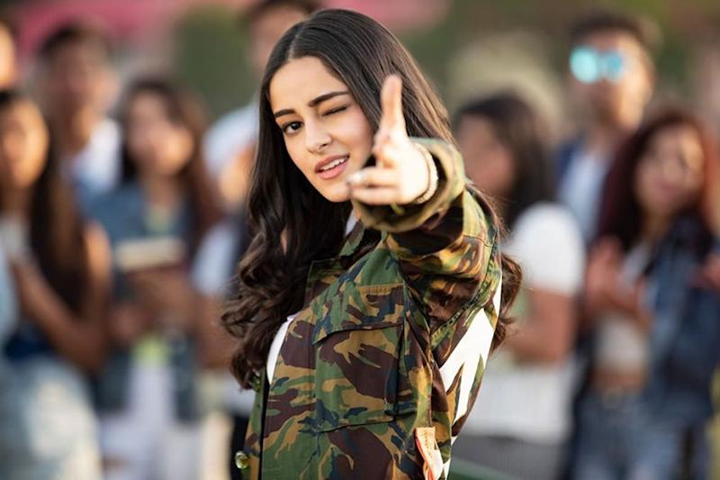 Ananya Panday is a Sight to Behold in Her Latest Photo Shoot, See Pic