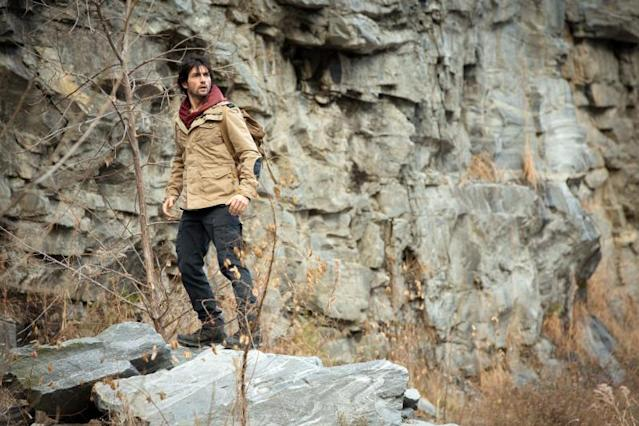 """Into the Wild"" -- David Alpay as Professor Shane"