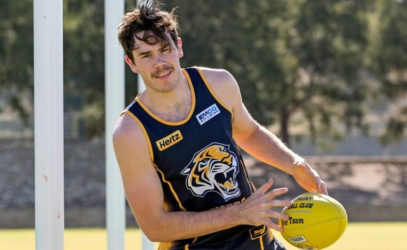 Crow McGovern follows in the family's footsteps