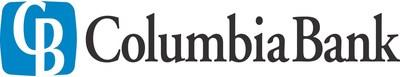Columbia Bank logo. (PRNewsFoto/Columbia Bank)