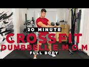 """<p>Join Mr Positive Mental Attitude himself (aka Faisal Abdalla) for a 20-minute Crossfit EMOM workout. You'll do five exercises for four rounds, totalling 20 minutes total. </p><p><a href=""""https://www.youtube.com/watch?v=qb74Gxgt-ew&ab_channel=PMAFitness"""" rel=""""nofollow noopener"""" target=""""_blank"""" data-ylk=""""slk:See the original post on Youtube"""" class=""""link rapid-noclick-resp"""">See the original post on Youtube</a></p>"""