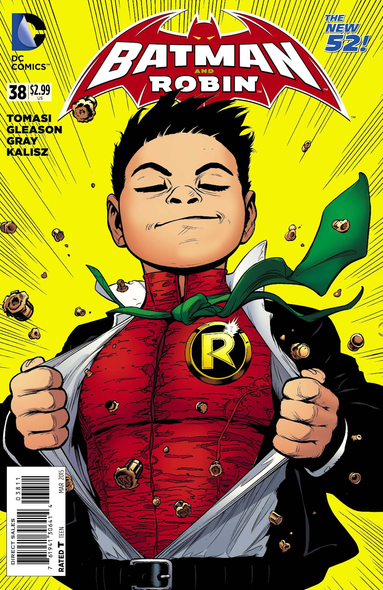 Best Comics of the Month: January 2015