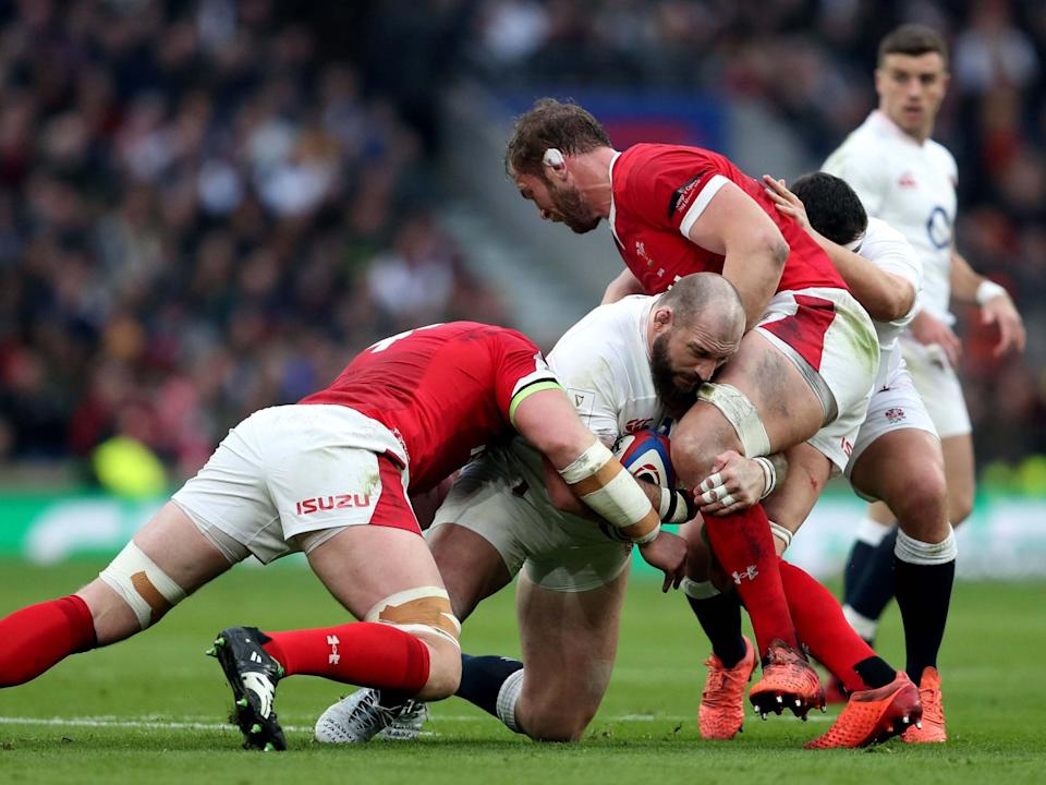 <p>Marler was involved in an incident with Jones that landed himself a 10-game ban</p>PA