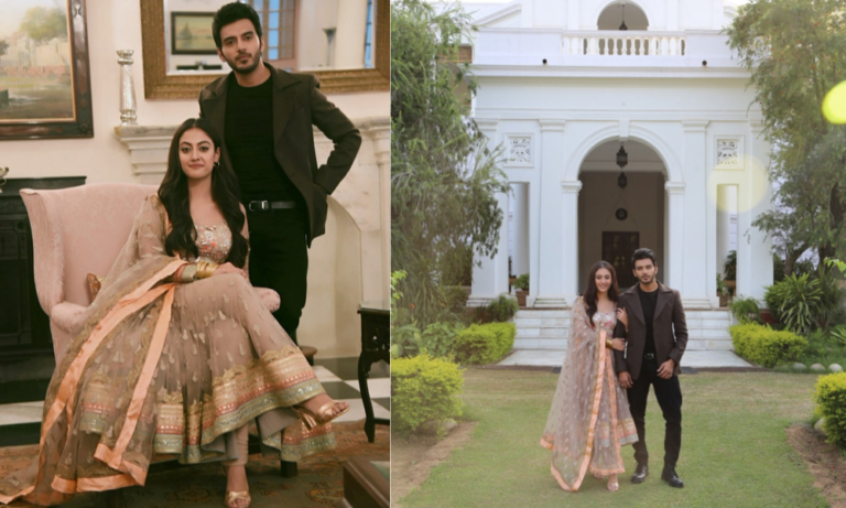 Yehh Jadu Hai Jinn Ka Lead Pair Moved By The Beauty Of Pataudi Palace!