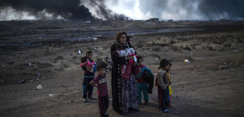 Bombed in Their Homes, Civilians in Mosul Blame Reckless Coalition Forces