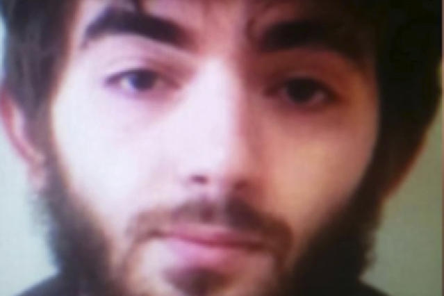 <p>This undated photo made available to the Associated Press on the condition that its source not be revealed, shows Khamzat Azimov. The man behind a deadly knife attack in central Paris was born in Chechnya and had been on police radar for radicalism, and his parents have been detained for questioning, French authorities said Sunday, May 13, 2018. (Photo: AP) </p>