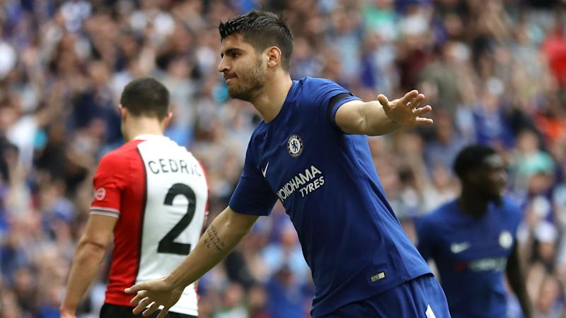 Transfer report: Dortmund eyeing up shock move for Chelsea's Alvaro Morata