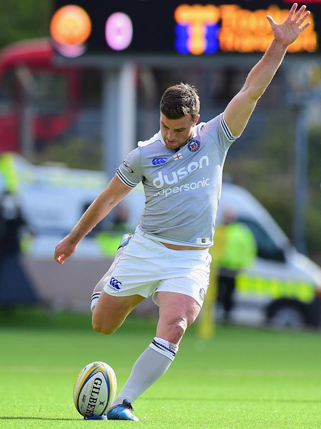 Not even Ford could keep Bath in contention (Getty)