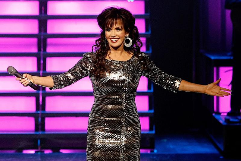 Marie Osmond | Ethan Miller/Getty Images