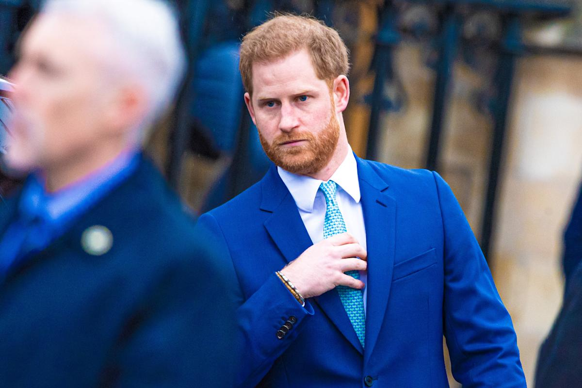 As concern for the Queen grows, is Harry heading home at last?