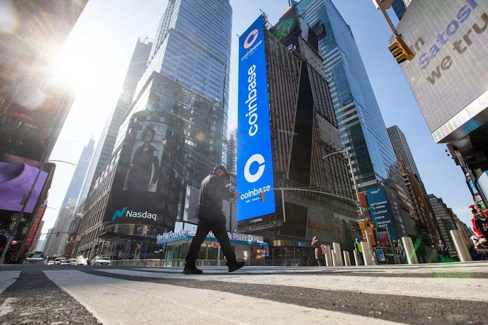 Ark Funds Snap Up $246 Million Worth of Coinbase Stock on Debut