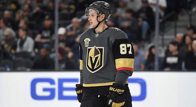 The Golden Knights completely bungled the Vadim Shipachyov situation. (David Becker/Getty Images)