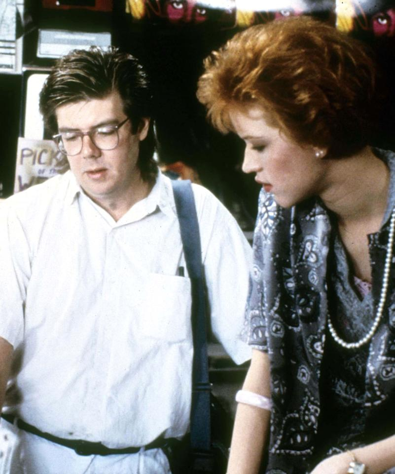 "<p><strong>February 18</strong> -- <a href=""http://movies.yahoo.com/person/john-hughes/"">John Hughes</a> (<strong>1950</strong>) and his muse <a href=""http://movies.yahoo.com/person/molly-ringwald/"">Molly Ringwald</a> (<strong>1968</strong>) were both born on this day. Hughes directed Ringwald in two of the biggest hits of the 80's, ""Sixteen Candles"" (1984) and ""The Breakfast Club"" (1985).  <br /><br /></p>"