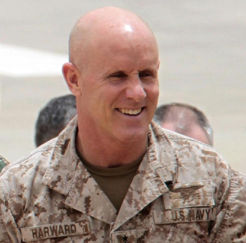 Ex-US admiral Robert S. Harward previously commanded a Navy SEALs unit that specialized in operations across the Middle East