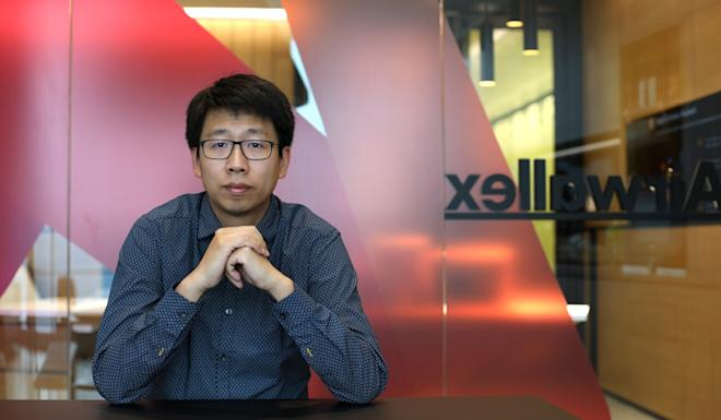 Jack Zhang, chief executive and co-founder of Tencent Holdings-backed payments operator Airwallex. Photo: Xiaomei Chen