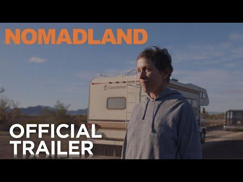 """<p><strong><strong>Watch in cinemas now</strong></strong></p><p>A film adaption of American journalist Jessica Bruder's non-fiction book Nomadland: Surviving America in the Twenty-First Century is out now in both cinemas and on Disney+.</p><p>Starring Burn After Reading's Frances McDormand as Fern, a woman who embarks on a journey through the American West, living as a van-dwelling modern-day nomad, after losing everything in the financial crisis.</p><p>It's already received wide critical acclaim, including picking up six Oscars. The incredible cinematography, including sweeping panoramas of the US countryside, make it a big screen must.</p><p><a href=""""https://youtu.be/6sxCFZ8_d84"""" rel=""""nofollow noopener"""" target=""""_blank"""" data-ylk=""""slk:See the original post on Youtube"""" class=""""link rapid-noclick-resp"""">See the original post on Youtube</a></p>"""