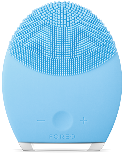 <p><b>How it works:</b> Foreo's Luna, a cleansing meets anti-aging device, got a bit of a makeover. The new Luna 2 is available in four versions, each designed to suit a specific skin type. The sonic cleansing brush works to unclog pores and remove makeup and dirt, while also allowing your skincare products to soak in better. The reverse side of the device uses lower-frequency pulsations to help reduce fine lines and leave skin looking firm and lifted. </p><p><b>What it feels like:</b> Luna 2's gentle pulsations make washing your face so enjoyable, you'll never sleep in your makeup again. </p>