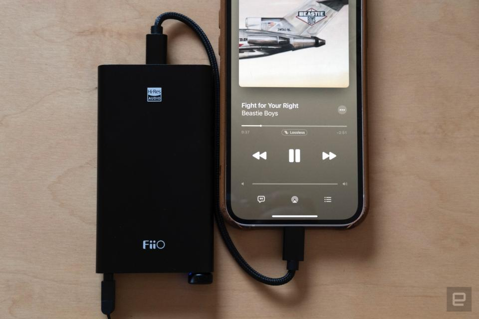 Best DACs for Apple Music Lossless in 2021.