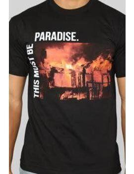 Fashion Nova says a computer error re-released a T-shirt it pulled last year during the Camp Fire in California. (Photo: Shoptagr)