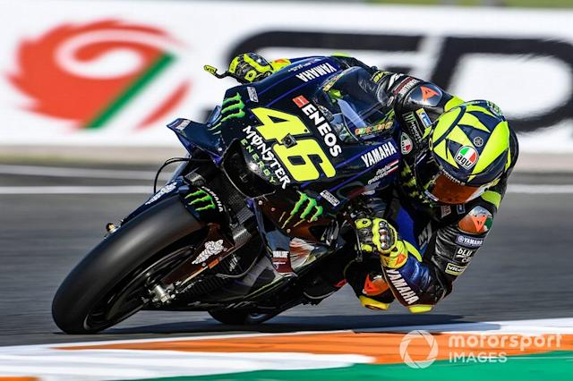 "Valentino Rossi <span class=""copyright"">Gold and Goose / Motorsport Images</span>"
