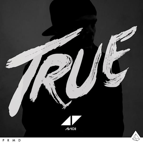 """This CD cover image released by Island Records shows """"True,"""" by Avicii. (AP Photo/Island Records)"""