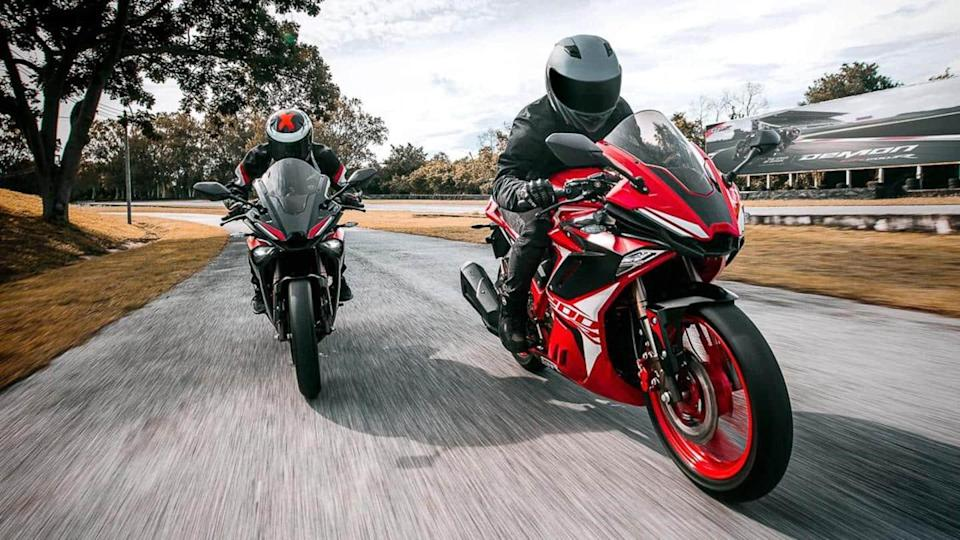 GPX launches Demon GR200R fully-faired motorbike in Malaysia