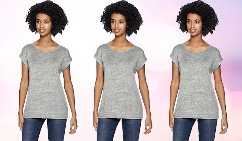 Daily Ritual Women's Supersoft Terry Muscle Tee (Photo: Amazon)