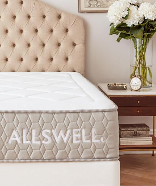 Allswell Home offers two fan-favorite mattresses-in-a-box as well as a large selection of bedding including sheets, pillows, duvet covers, and blankets. We have an exclusive promo code to get it on sale.