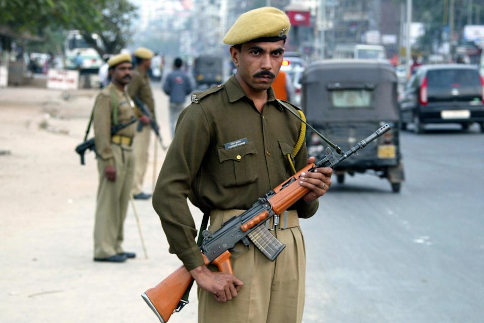 File: Assam and Mizoram have a long-running border dispute (Getty Images)