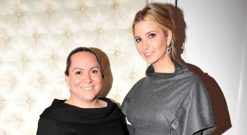Meet Alexa Rodulfo, Ivanka Trump's hairstylist and makeup artist who is also a Mexican immigrant. (Photo by J.T. White/Patrick McMullan via Getty Images)