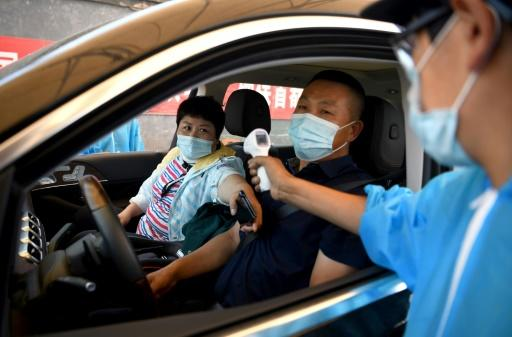 The new virus cluster in Beijing has sparked fears of a serious second wave of infections in the Chinese cspital