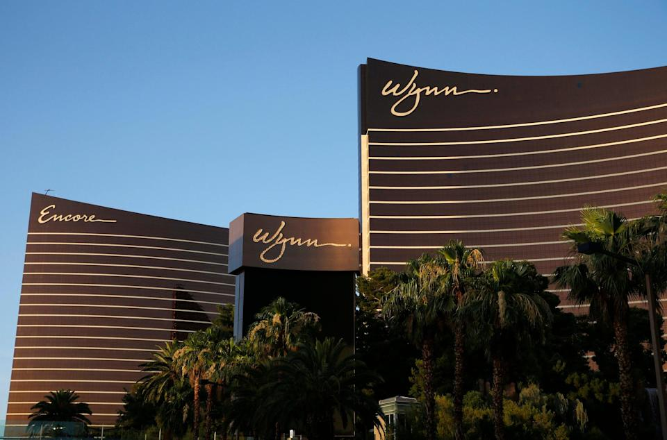 Wynn Resorts Shareholder Lawsuit (Copyright 2019 The Associated Press. All rights reserved.)
