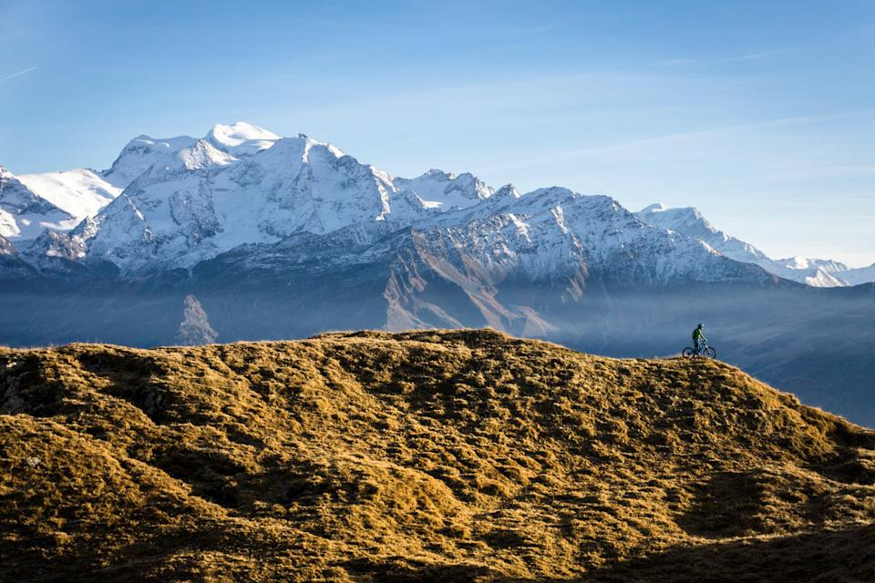 Verbier's mountains are just as captivating in summer (verbier.ch)