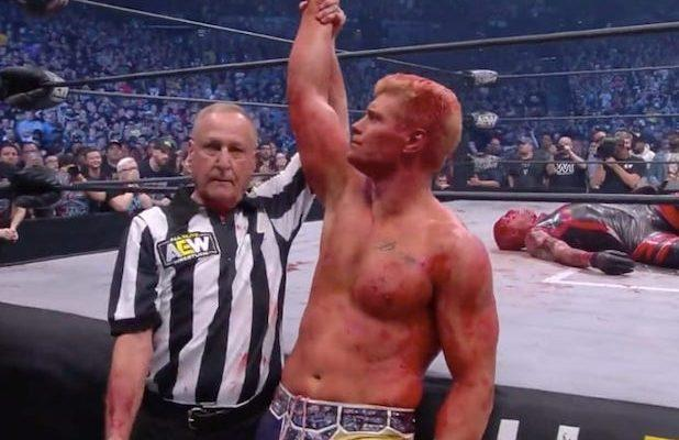 All Elite Wrestling's Cody Rhodes Says You Won't See Blood Weekly on His TNT Show