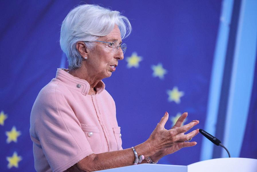 Watch Simply-in-Time Financial system Changing into a Downside for Europe, Lagarde Says – Yahoo Finance News
