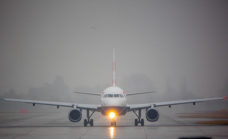 A 'no-deal' Brexit threatens to disrupt thousands of flights each week. Photo: Getty