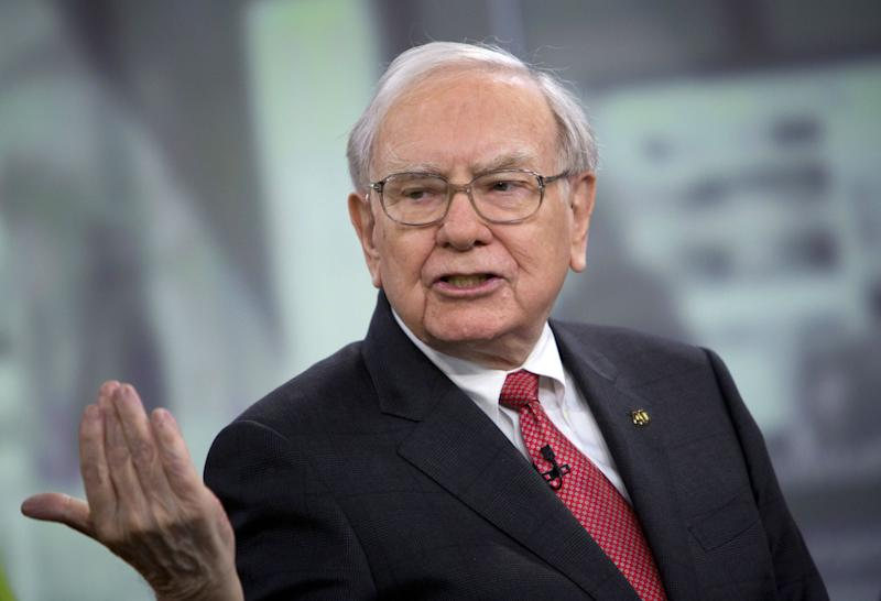 Coronavirus punishes Warren Buffett, as Berkshire Hathaway takes big writedown