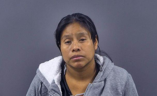 PHOTO: Maria Domingo Perez arrested for allegedly taking part in a scheme to buy and sell an infant. (Warren County Regional Jail)