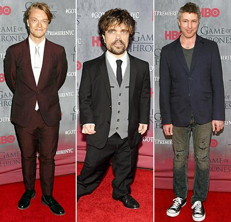 Game of Thrones vs Divergent Men on the Red Carpet: Who Looked Hotter?