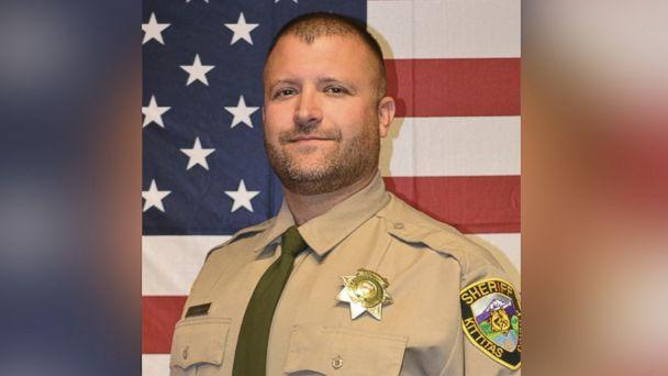 PHOTO: Kittitas County Sheriff Deputy Ryan Thompson, 42, was shot and killed March 19, 2019. (Kittitas County Sheriff Office)