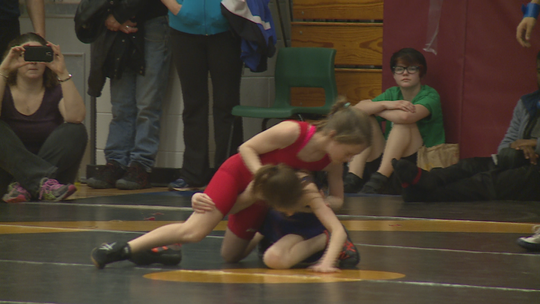 Wrestling championships in P.E.I. see increasing numbers of females