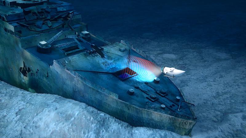 Underwater Trip to the Titanic Will Start Next Spring, But It's Going to Cost Big Bucks