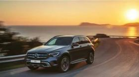 Mercedes SUV GLC launches at Rs 52.56 lakh
