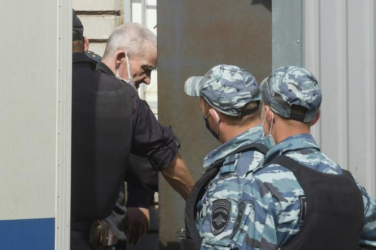 Russia jails Gulag historian for 13 years on sex charge