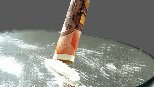 """<span class=""""caption"""">Reading between the lines. </span> <span class=""""attribution""""><a class=""""link rapid-noclick-resp"""" href=""""https://www.wallpaperflare.com/closeup-photography-of-rolled-banknote-with-cocaine-addiction-wallpaper-zecyl"""" rel=""""nofollow noopener"""" target=""""_blank"""" data-ylk=""""slk:Wallpaper flare"""">Wallpaper flare</a></span>"""