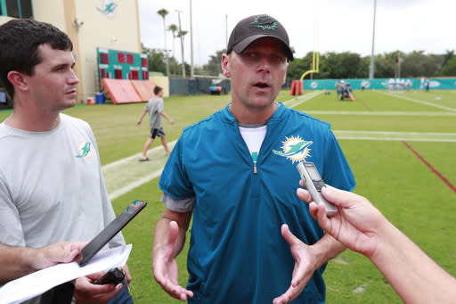 Dolphins' defense hope to be much better than in '19 opener