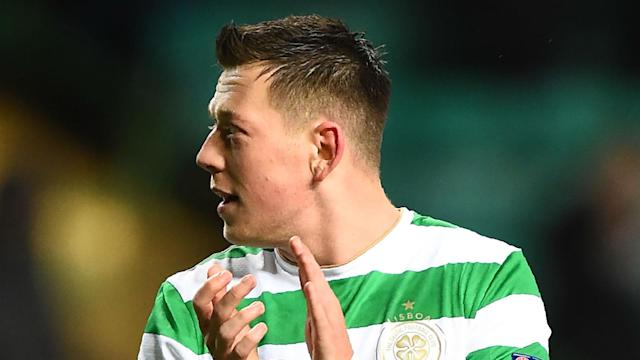 The Scottish champions secured a shock win against Roberto Mancini's men in the first leg and they will be aiming to see out the tie